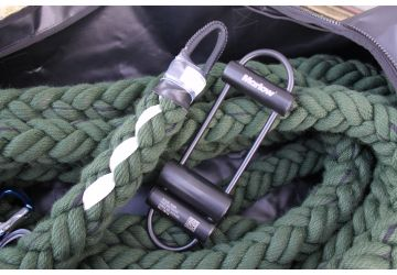 Marlow Ropes Fast Rope Descender