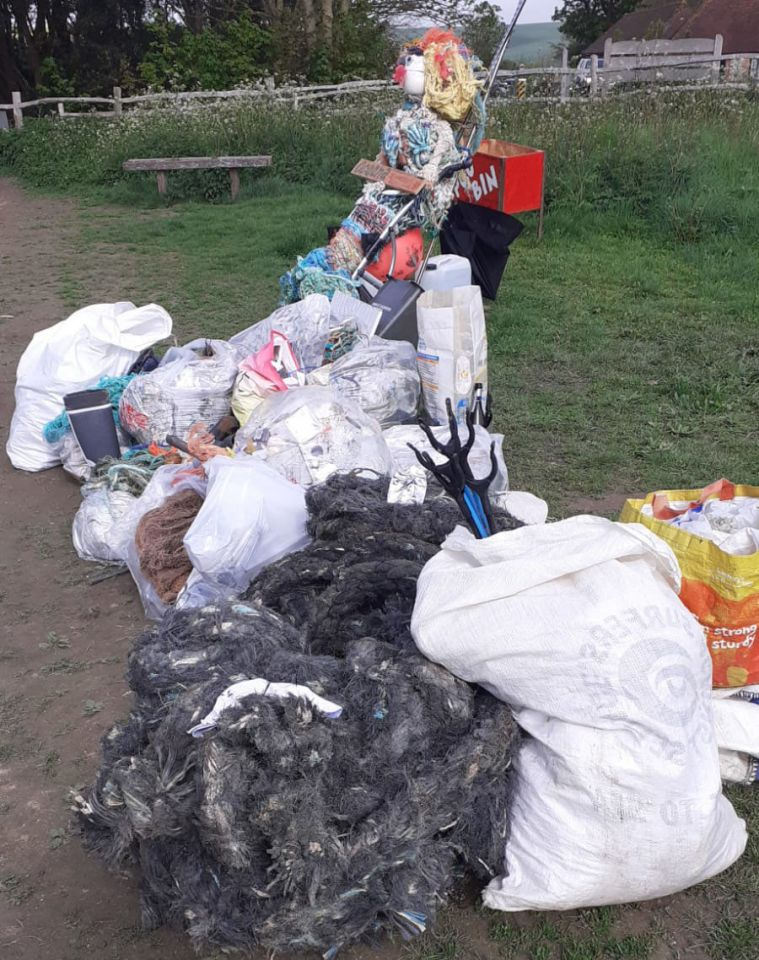 BHASS Marlow Explore Clean Up